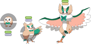 Rowlet Line [Prediction]