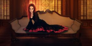 The Red Queen by Nnahla