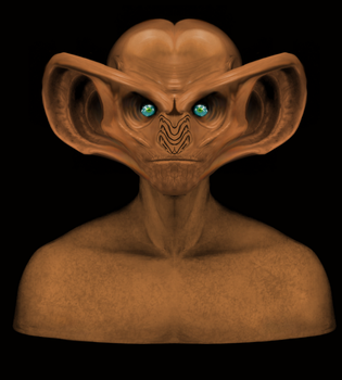 The New Face of the Ferengi by JohnnyMuffintop