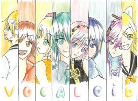 Vocaloids group by Piikosama143