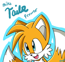 Miles Tails Prower by bdugo7