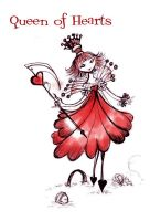 Queen of Hearts by Gabycat