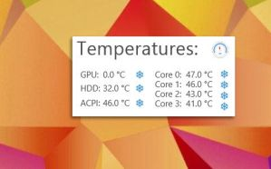 Temperature Monitor 1.0 by aryus96