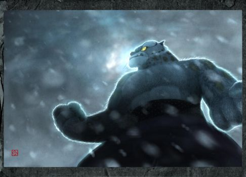 Tai Lung - KFP by gitol93