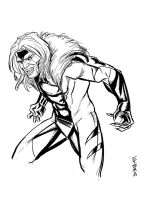 Sabretooth by Supajoe