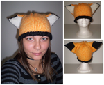 Fox Hat by wolfsage