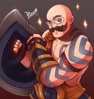 Braum by LataeDelan