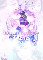 [LATE-UP] TAEYEON BDAY EDIT 1 by ExoticGeneration21