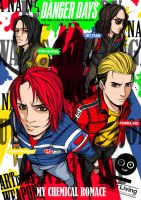MCR Danger Days by Exaxuxer