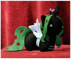 Commission - MLP - Itsy-Pony OC by mihoyonagi