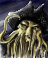 Davy Jones for Yamiko by Shin2468