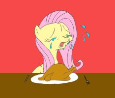 Fluttercry - Roast Philomina by Trey-Vore