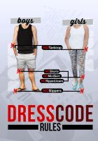 Dress Code Rules by Michalv