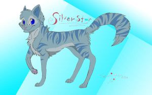 Silverstar by Pure-Ruby-Dragon