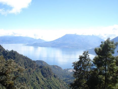 Atitlan Lake by zerox81