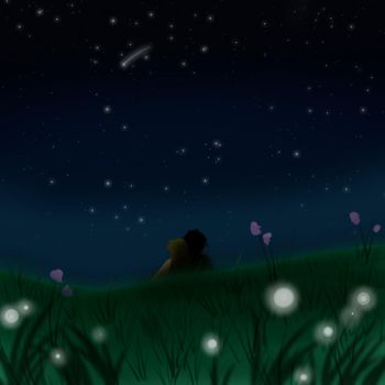 Starry Night by DreaChu