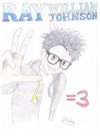 Ray William Johnson sketch by TheXiongShou