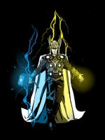 Thor by eosvector