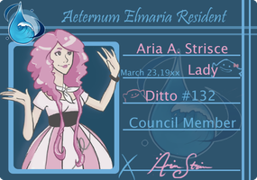 AE:  ID Card by Sor-RAH
