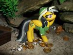 Daring Do by DeadHeartMare