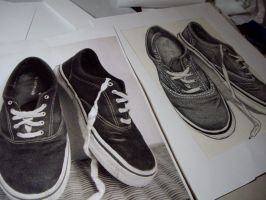 Not-so-new shoes by ACicco