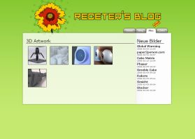 My Blog by receter