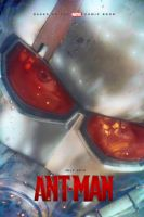 Ant-Man [Poster Fanart] by KanomBRAVO
