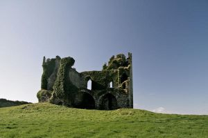 Ballycarberry Castle by Ness8Bit