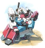 Drift and Perceptor3 by az28