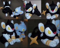 Med Luxio Pillow plush