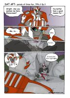 Uhn... Doctor... - TFP by YukiOni