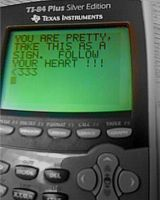 if calculators never tell lies by ChloroformBoy