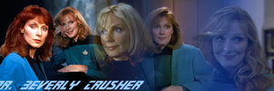 Dr. Beverly Crusher Banner by SailorTrekkie92
