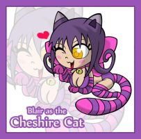SW-Chibi: The Cheshire Cat by JaviDLuffy