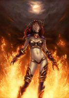 WOW Alexstrasza by gooloo0-o