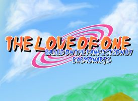 The Love of One title screen by DaemonArts