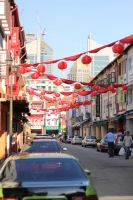 quiet streets of chinatown by ivanwsd