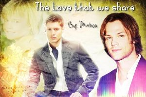 Fic The Love that we share By Shir by shirleypaz