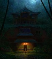 Spirited Away by CaffeTylo