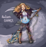 Witch Adopt Auction -CLOSED by Sophalone