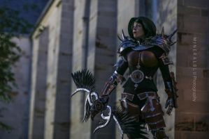 Demon Hunter - Diablo III by KadiaaCosplay