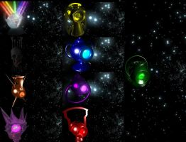 Lantern Corps Batteries PS3 Theme by Sydpart2