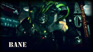 Bane Wallpaper by BatmanInc