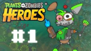 PvZ Heroes (Review) Episode 1 - TOO CLOSE - by JamesTechno998