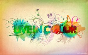 Live In Color by Roscoe13mmh