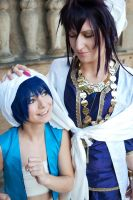 Magi - good work Aladdin by Firiless