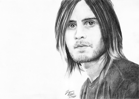 Jared Leto - End of the beginning by Woodstockowa