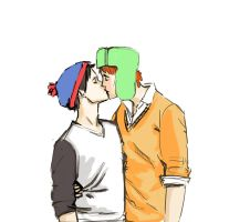 South Park is gay by ultra-naff