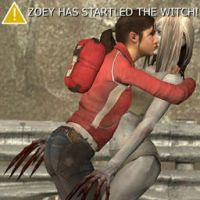.:Zoey Started Witch:. by kenshi98