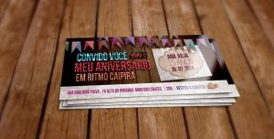 Birthday Party Invitation by jotapehq